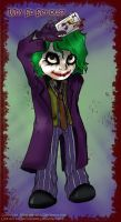 Why so serious? by MeryHeartless