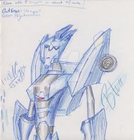 TFA: Blurr -made with stamps- by another-language