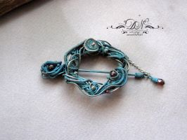brooch Antiquity by MDorothy