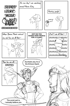 Jak: Story Time with Erol by nashidesei