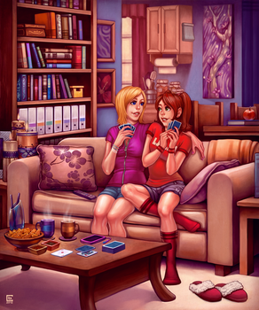 Playing Cards by cry-ky