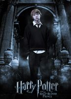 Poster Ron Weasley by GABY-MIX