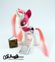 Binary Witchery custom MLP by thatg33kgirl
