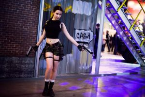 Lara Croft AOD6 - Igromir'12 by TanyaCroft