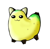 Nanner Cat by infinityunbound