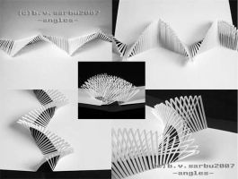 Angles Kirigami by phoxic