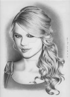 Taylor Swift 2 by Hong-Yu