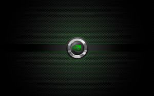 Nvidia-sphere by mullet