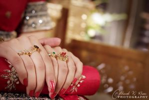 wedding hands - VII by ahmedwkhan