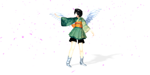 MMD Fakewings Contest Entry by DaSimsFreak