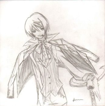 Alois Trancy by CharlotteOnCloud9