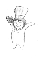Patrick Stump Doughboy by herotanzo