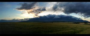 Tatry panorama by stefo