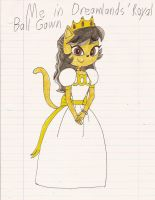 KaTP - Me in Dreamlands' Royal Ball Gown by Magic-Kristina-KW