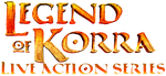 Legend of Korra Live Action Series Logo #1 by LoKLiveActionSeries
