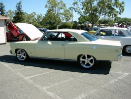 1966 Chevy II Nova SS 2 door hardtop by RoadTripDog