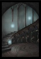 Staircase of Hynmaw by loulabella