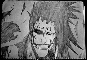 The monster - Zaraki Kenpachi - Edition 2 by Kataklyzme