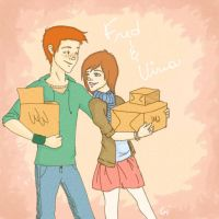 Fred and Viria by Annabeth590