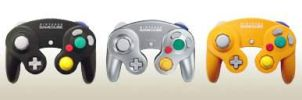 Nintendo Modern Controllers by mseeley