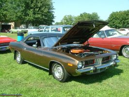 72 Cuda by 426maxwedgie