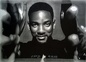 Will Smith by Cr1msonCloud