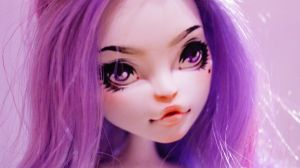 Monster High Katrine OOAK by Callisto-secondary