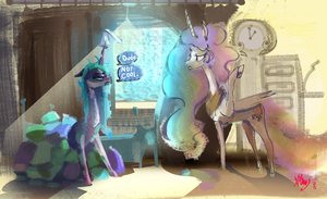 ITS TIME TO WAKE UP by Alumx