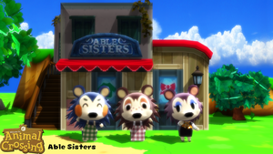 (MMD Model) Able Sisters Download by SAB64