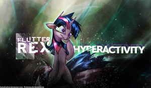 Hyperactivity by FoxInShadow