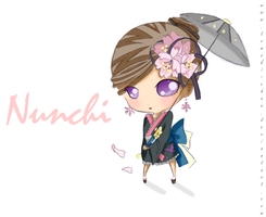 :commission: - Nunchi by tomoki-chan