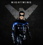 Nightwing Poster by Agent-Spiff