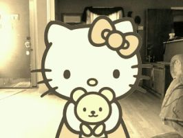 Hello Kitty old Photo by Bjnix248