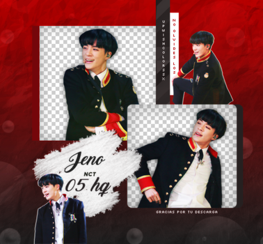 JENO PNG PACK #1| NCT by UpWishColorssx