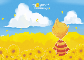 mother 3 by pomarril
