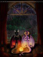 Summer Storms by MissRiverstyxx