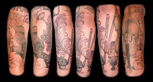 Jesse Arm finished by asussman