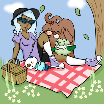 PTS: Picnic Break - Take two! by Supertato