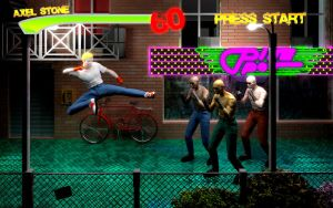 Streets of rage re-boot by Roystonavitch