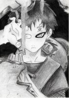 Gaara of the sand by Codaline11