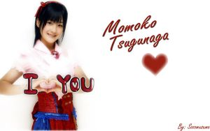 I Love You: Momo by thenacken