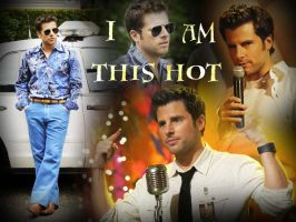 Shawn Spencer is this hot by Gala000085