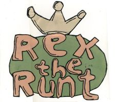 Rex the Runt logo by TwistedMethodDan
