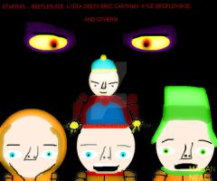 THE POSSESSION OF ERIC CARTMAN! by MAGANNEAL