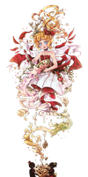 Cupids Cookie by ymira