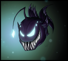 AnglerFish by Dragongirl269