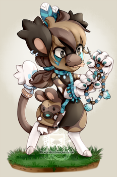 Bagbean: Needle and Craft by Kinla