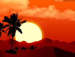 sahara-evening version by Bad-Blood