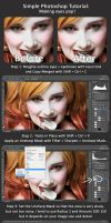 Cosplay Photo Editing Tutorial: Eyes by HayleyElise