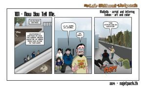 My Life Without A Jetpack #101 by lordmagnusen